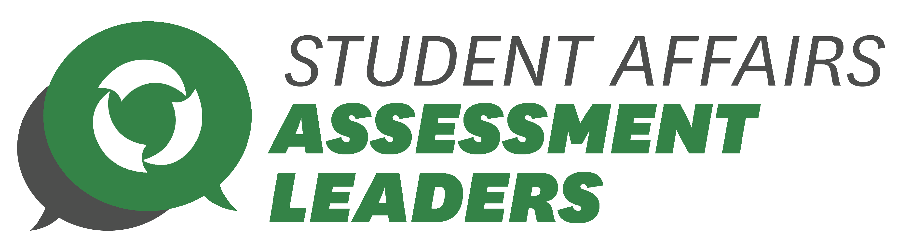 Student Affairs Assessment Leaders Logo